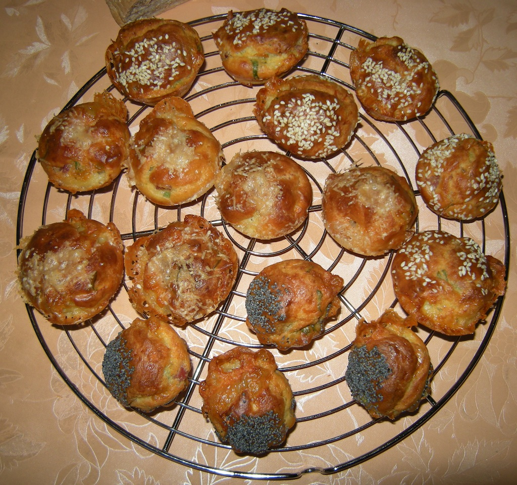 muffinsalati
