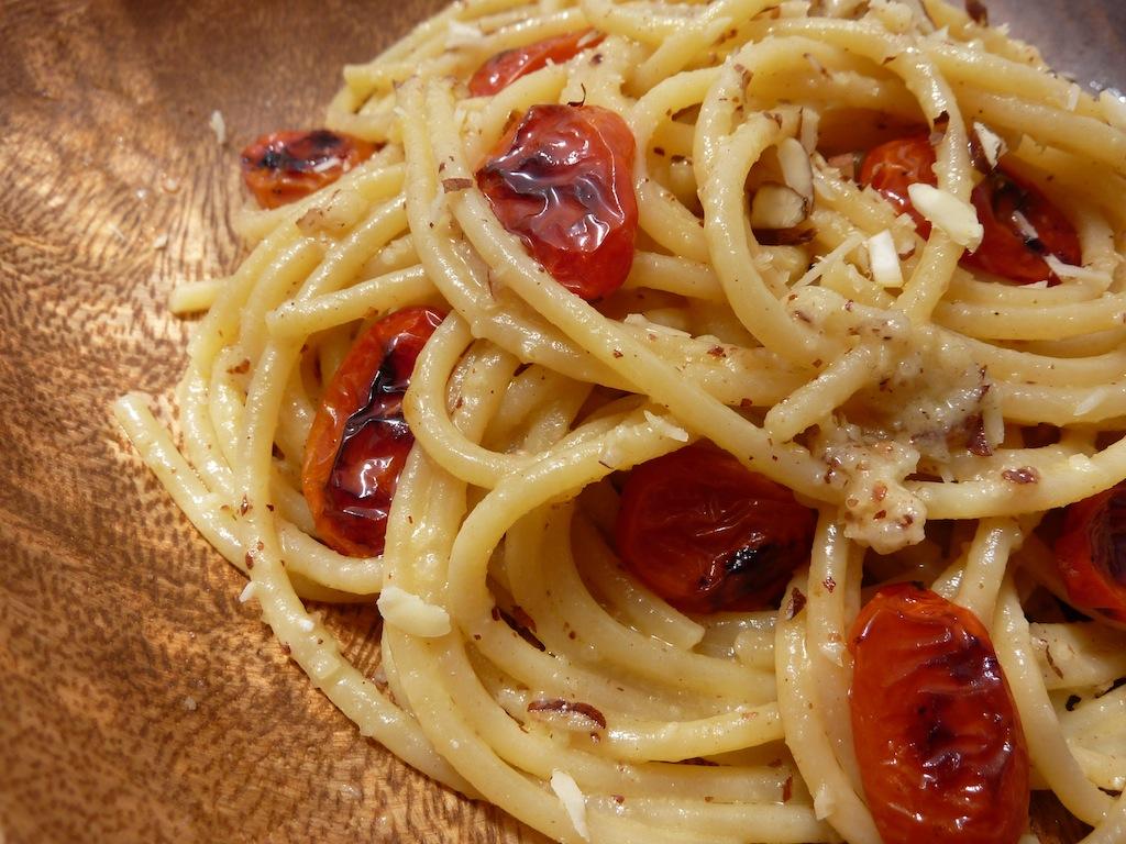 spaghettonipestodatterini